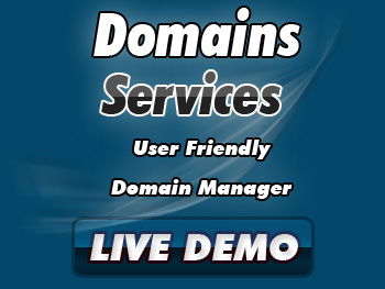 Economical domain registration